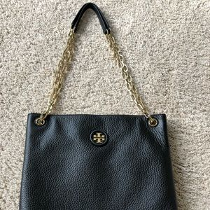 Tory Burch convertible crossbody leather bag